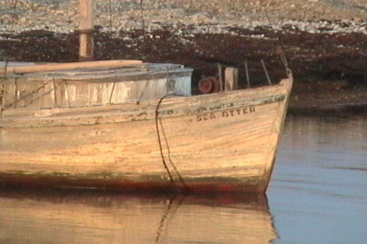 Hudson's Bay Company boat